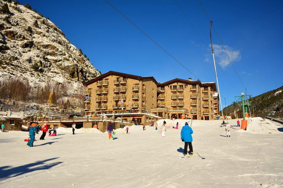 Pistes-Ski-Canaro-i-Hotel